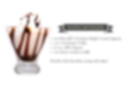 Maple Mudslide: 2 oz. Metcalfe's Vermont Maple Cream Liqueur, 1 oz. Catamount Vodka, 1/2 oz. coffee liqueur, 1 oz. heavy cream or milk. Drizzle with chocolate syrup and enjoy!