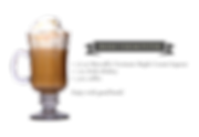 Irish Vermonter: 1/2 oz. Metcalfe's Vermont Maple Cream Liqueur, 1 oz. Irish whisky, 3 oz. coffee. Enjoy with a good book!