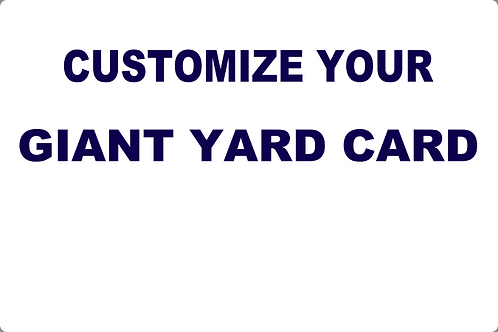 Customize With Words Only