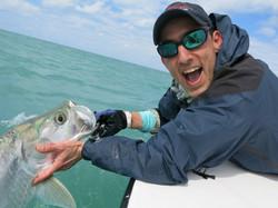 Happy fishermen!