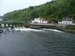 Le barrage des Gorrêts - Blavet