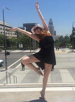 Elinor Cute Moves Dance Director