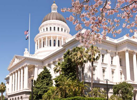 California governor signs comp bills