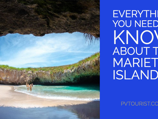 Everything You Ever Need to Know About The Marietas Islands!