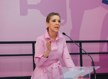 Women leaders speak out against gender violence and inequality in Mexico