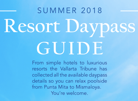 HOTEL & RESORT DAY PASS GUIDE