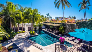 Gorgeous Bucerias Villa, blocks from the beach.