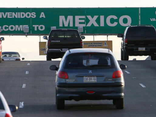 How to Permanently Import a Used Vehicle to Mexico