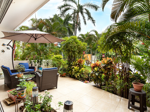 Recently listed 2 bedroom condo in Las Glorias