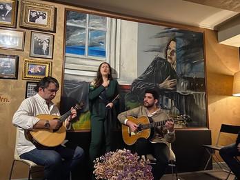 Fado e visita guiada na Casa de Amália Rodrigues em Lisboa