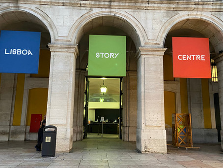 Learning Lisbon History with your family in Lisboa Story Centre