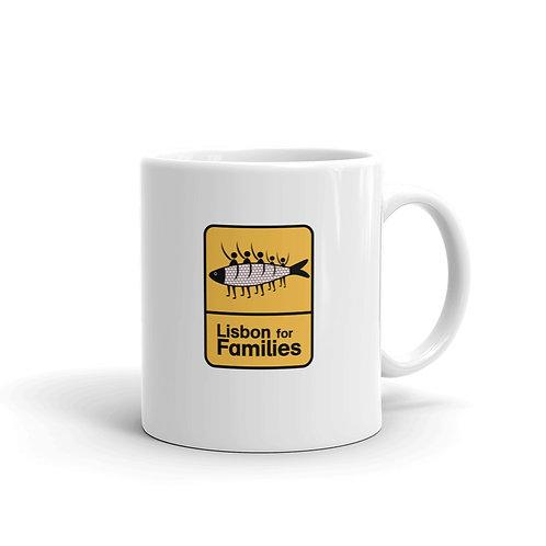 Mug Lisbon For Families