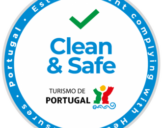 """Safe tourism in Portugal, get to know the """"Clean and Safe"""" stamp!"""