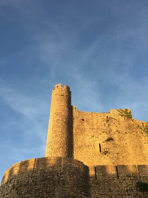 Visiting Óbidos for the Chocolate Festival