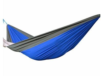 Sling Double Hammock Blue/Grey
