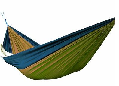 Sling Double Hammock Green/Khaki