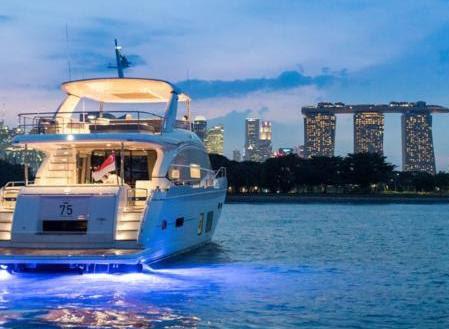 New Video Princess 75 Motor Yacht