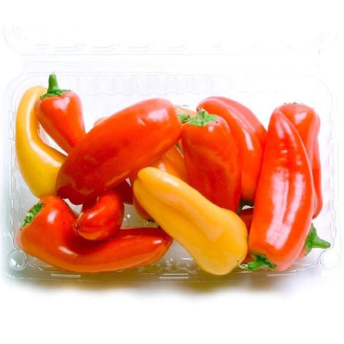 Mini Peppers (Packaged)