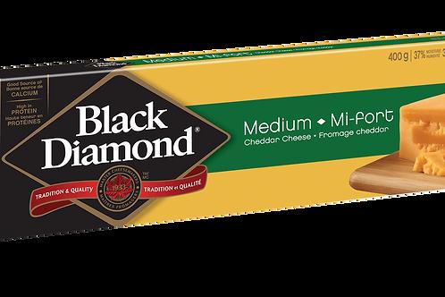 Medium Cheddar, 400g