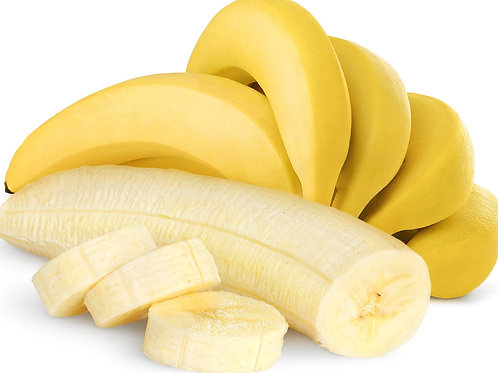Bananas RIPE, Ready to eat