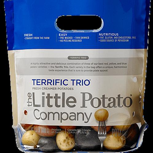 Terrific Trio Potatoes