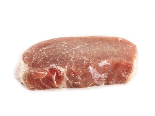 Seasoned Pork Chops, Boneless, 6 oz