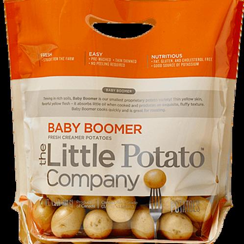 Baby Boomer Potatoes