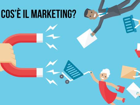Che cos'è il Marketing?