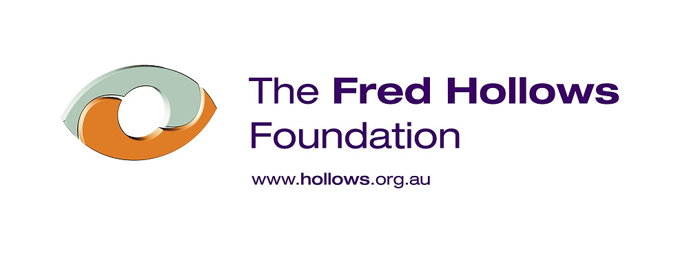 Logo of Fred Hollows Foundation
