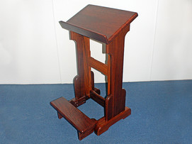 Restored Prayer Desk