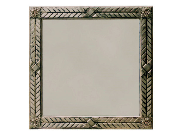 Gold Painted Mirror Frame