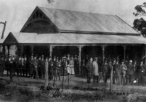 Agricultural Hall c1900