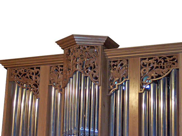 Pipe Organ for private home – WA Pipe Organs