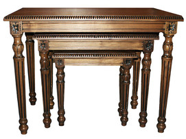 Louis XVI Style Nest of Tables