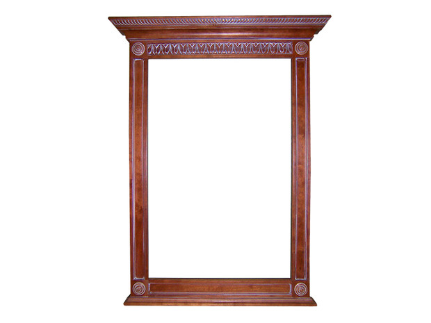 American Cherry Frame (white patina)