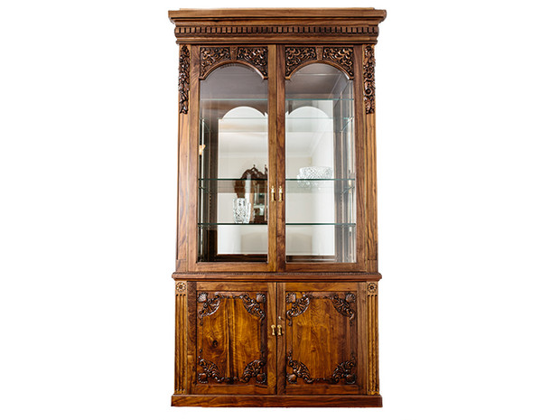 Built in Display Cabinet