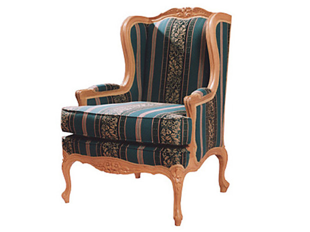 Louis XV Wing Chair
