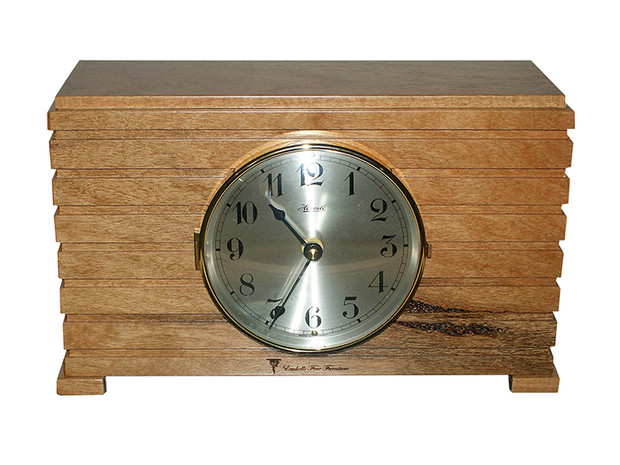 Hand crafted Mantle Clock