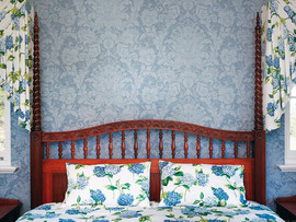 Solid Jarrah Headboard and Ped – Butler Interiors