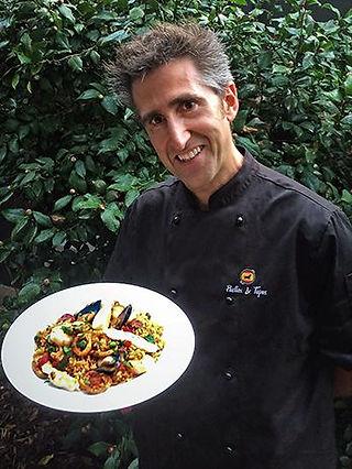 Manuel Paella Chef
