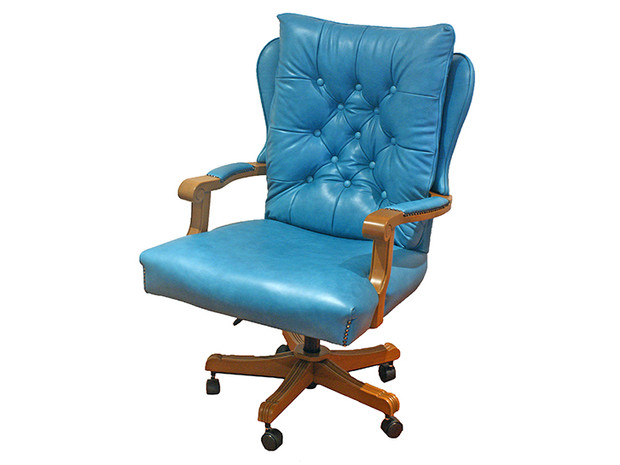Hand Crafted Office Chair