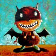 Scary Bat Boy