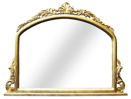 Dutch Metal (gold leaf) Mirror Frame