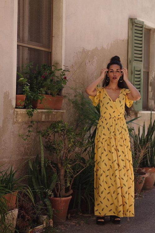 Paloma - Maxi Yellow Dress