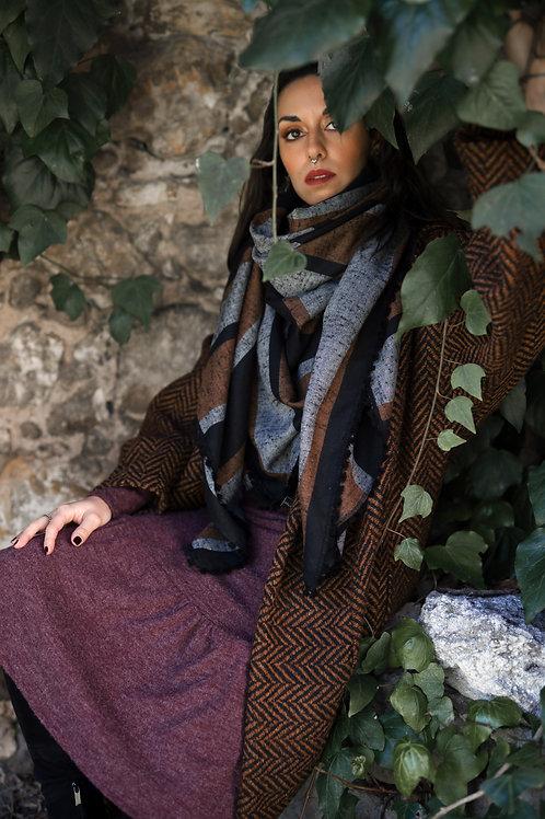 Lettie - Maxi Blanket Scarf