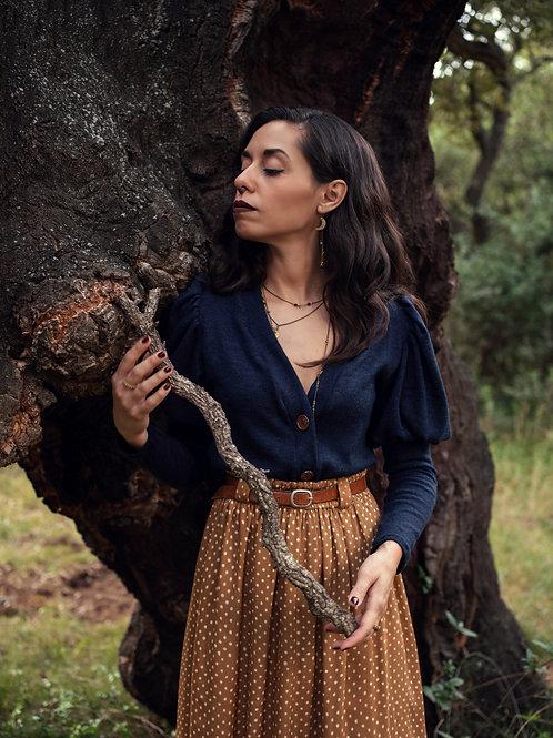 Bridget - Victorian Sweater/Cardigan