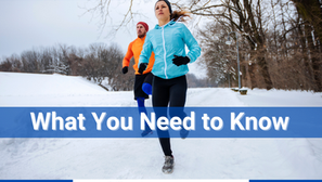 Running in the Winter: What You Need to Know