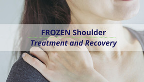 Frozen Shoulder: Treatment & Recovery
