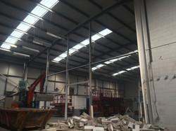 Part Factory Demolition & Refurb