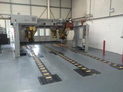 Machine Pits & Preparation